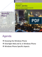 Fahim Jatmiko - Silver Light for Windows Phone