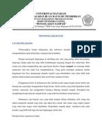 Proposal Pengolahan Sampah