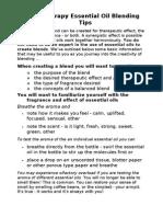 54576023 Aromatherapy Recipes
