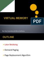 Virtual Memory Mirzest