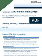 CME OTC-IRS