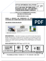 Embedded Project LIST 2011-12 Version 6