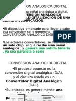 Modulo 5 Conversion Analogica Digital