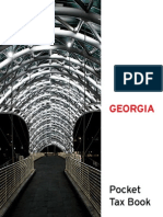 Georgia Pocket Tax Book 11