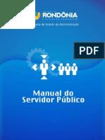 Manual do Servidor Público do Estado de RO