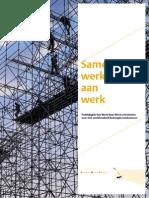 Praktijkgids Van Werk naar Werk | RWI 2008