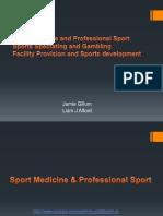 Inter-Relationships in Sport Presentation