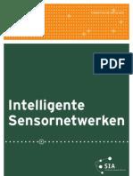 Thematische Impuls Intelligente Sensornetwerken 1