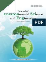 George Article 151211 JournalofEnvironmentalScienceandEngineeringVol5No42011-0001