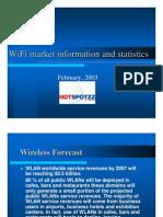 WiFi Stats