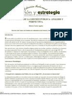 INNOVACIÓN DE LA GESTIÓN PÚBLICA_ ANÁLISIS Y PERPECTIVA