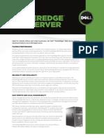 Dell PowerEdge 840 Techpecs Revised En