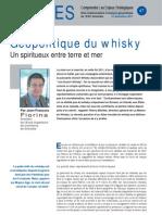 Géopolitique du whisky - Note d'analyse Géopolitiques n°47