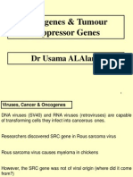 Oncogens and Tumours Suppressor Genes(Lecture1)