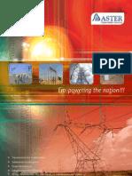 Aster Brochure T&D Power