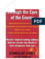 Lunev - Through the Eyes of the Enemy