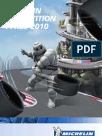 Brochur Michelin Racing Tires 2010