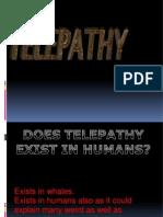 Telepathy (1)