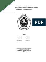 Program Aodv Dan Dsdv