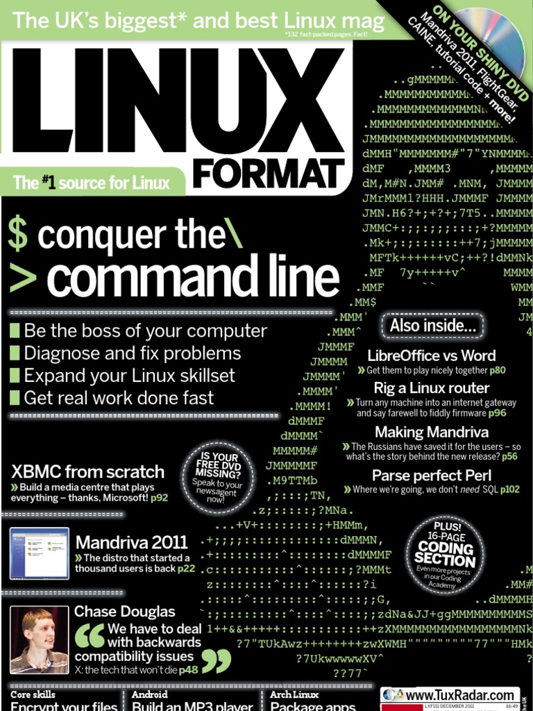 LXF151 Complete | Linux Distribution | Computer Architecture