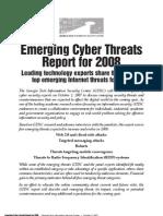 gtisc cyber threats report
