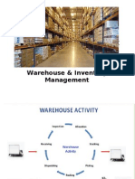 Warehouse Management-Session 1 & 2-Aug 23 & 24