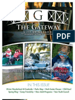 The Gateway, Winter/Spring 2012