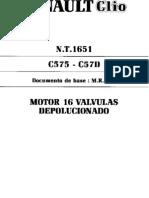 Clio 16v - Manual de Taller