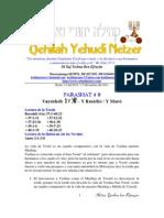 Parashat Vayésheb # 9 Adul 6012