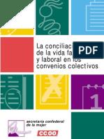 Conciliacion en Los Convenios Colectivos