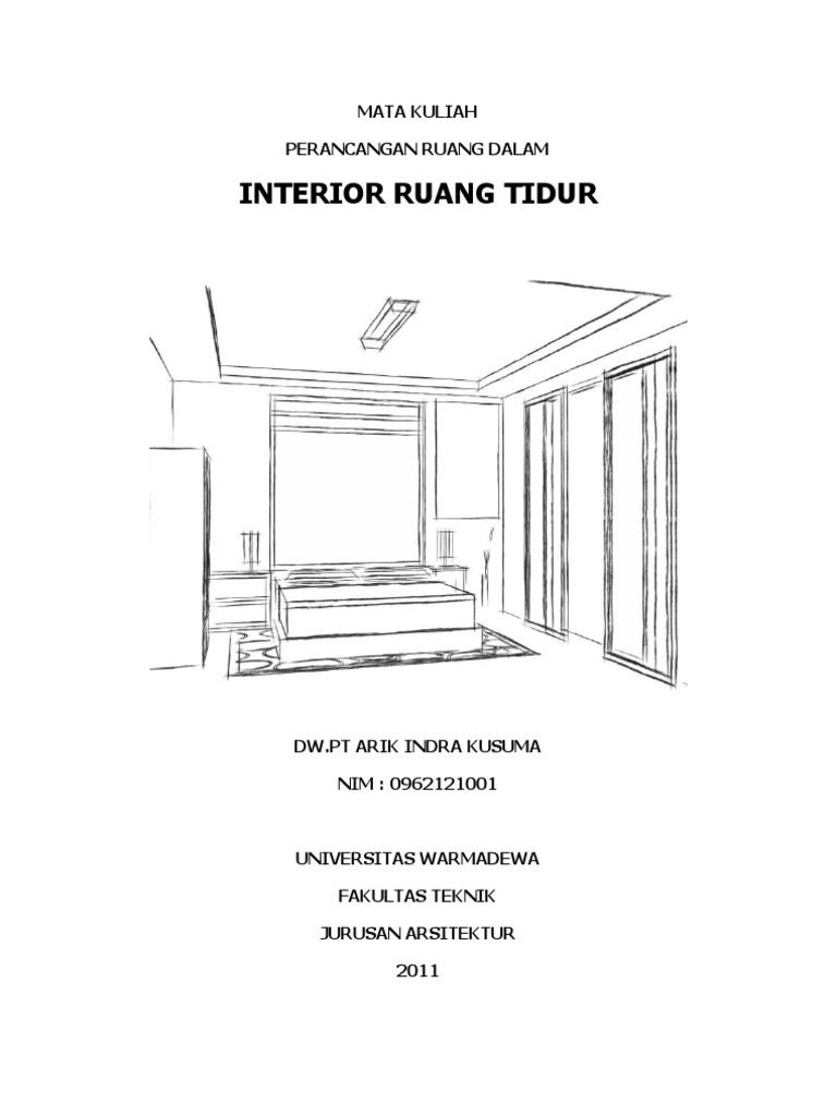 Perancangan interior ruang tidur ccuart Gallery