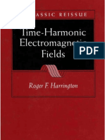 Time-Harmonic Electromagnetic Fields_R.F.harrington_IEEE Press 2001_OCR