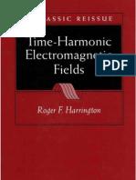Time-Harmonic Electromagnetic Fields_R.F.harrington_IEEE Press 2001_OCR