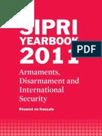 Résumé en français du SIPRI Yearbook 2011