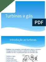 Turbinas a gás
