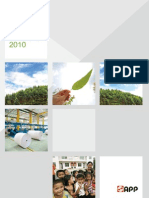 APP-China Sustainability Report 2010