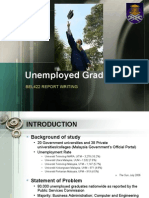 Unemployed Graduates