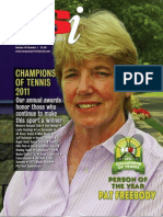 201201 Racquet Sports Industry