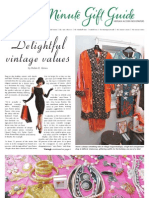 Last Minute Gift Guide 2011 | East Edition | Hersam Acorn Newspapers
