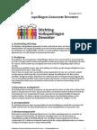 Beleidsplan Stichting Volkspeilingen Gemeente Deventer