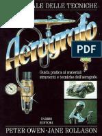 Manuale Delle Tecniche AEROGRAFO