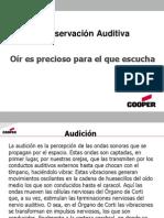 Conservacion Auditiva
