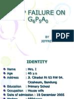 Gagal Drip G6P5A0