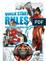 Infinity Quick Start Rules V2