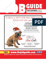 The Job Guide Volume 23 Issue 25 OK