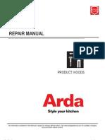 Arda Service Manual