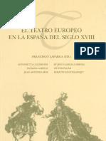 Teatro Europeo Siglo Xviii