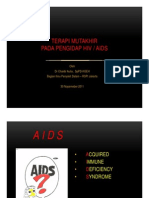 AIDS Terapi Rasional RSPI 2011-Dr.aulia