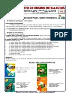 Lista de Livros 2012 Fundamental I