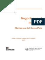 Costo de Inversion en Paraguay
